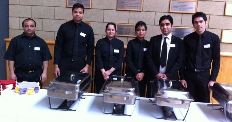 luton office catering